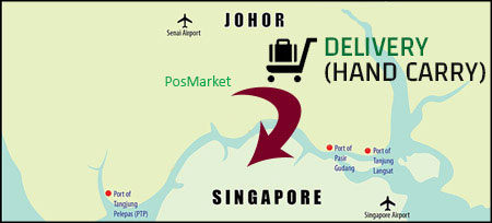 pos system deliver to singapore