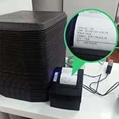 POS Order System Photos