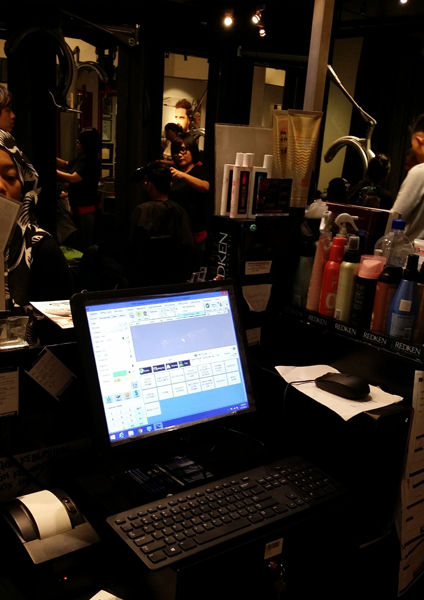 Pos System For Salon