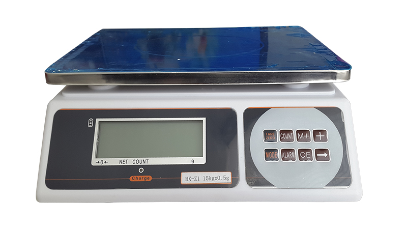 Electronic Weight Machines with POS System