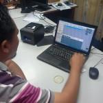 POS System Training At Penang Office