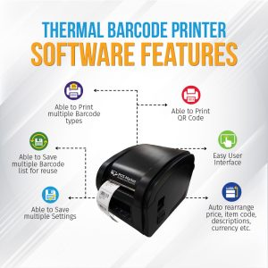 barcode software features pos system