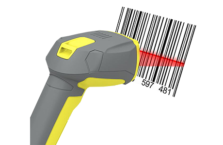 fnb barcode printing and scanning