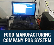 Food Manufacturing Company POS System