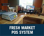 Fresh Mart POS System