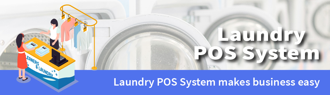 laundry pos system banner
