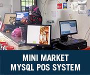 Mini Mart POS System