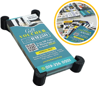 Print 6000pcs Voucher / Brochure